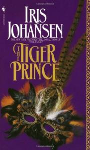 The Tiger Prince - Iris Johansen