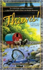 Thieves! - Hannah Dennison