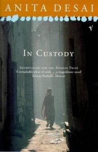 In Custody - Anita Desai