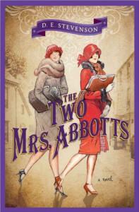 The Two Mrs. Abbotts - D.E. Stevenson