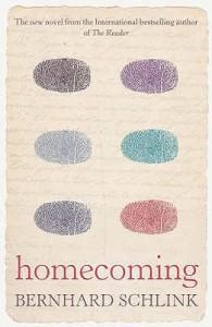 Homecoming - Bernhard Schlink