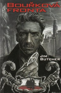 Bouřková fronta (Harry Dresden, #1) - Jim Butcher, Pavel Toman