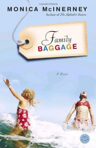 Family Baggage - Monica McInerney