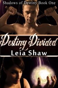 Destiny Divided - Leia Shaw