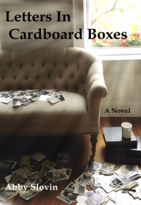 Letters In Cardboard Boxes - Abby Slovin