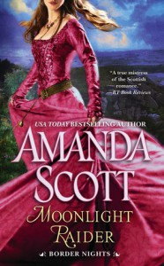Moonlight Raider - Amanda Scott