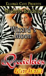 Wizard's Moon - Michele Bardsley