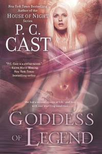 Goddess of Legend - P.C. Cast