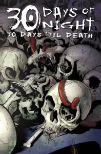 30 Days of Night, Vol. 10: 30 Days 'Til Death - David Lapham