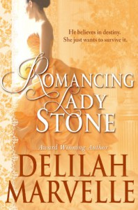 Romancing Lady Stone - Delilah Marvelle