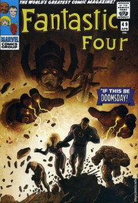 Fantastic Four Omnibus, Vol. 2 - Stan Lee, Jack Kirby
