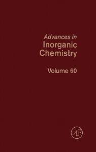 Advances in Inorganic Chemistry, Volume 60 - Rudi van Eldik