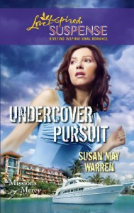 Undercover Pursuit (Love Inspired Suspense) - Susan May Warren