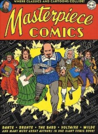 Masterpiece Comics - Robert Sikoryak