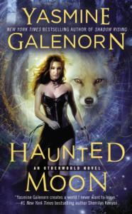 Haunted Moon (An Otherworld Novel) - Yasmine Galenorn