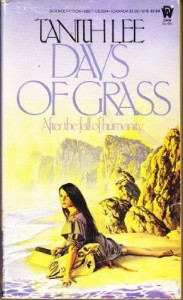 Days of Grass - Tanith Lee
