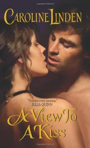 A View to a Kiss - Caroline Linden