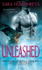 Unleashed (The Amoveo Legend) - Sara Humphreys