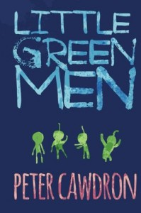 Little Green Men - Peter Cawdron