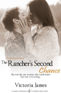 The Rancher's Second Chance - Victoria  James