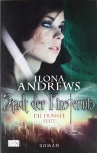Die dunkle Flut  - Jochen Schwarzer, Ilona Andrews