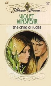 The Child of Judas - Violet Winspear