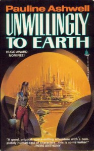 Unwillingly to Earth - Pauline Ashwell