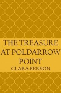 The Treasure at Poldarrow Point (An Angela Marchmont Mystery) - Clara Benson