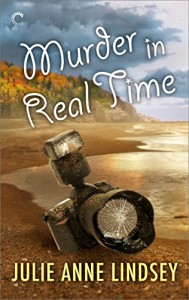 Murder in Real Time (The Patience Price Mysteries) - Julie Anne Lindsey