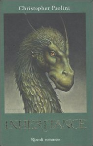 Inheritance: 4 - Christopher Paolini