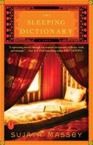 The Sleeping Dictionary - Sujata Massey