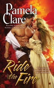 Ride the Fire (Blakewell/Kenleigh Family Trilogy, #3) - Pamela Clare
