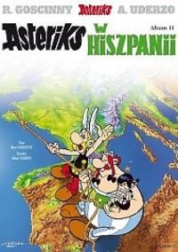 Asteriks w Hiszpanii - René Goscinny, Albert Uderzo