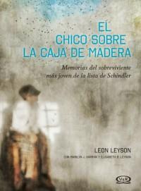 El chico sobre la caja de madera - Leon Leyson