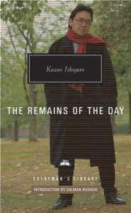 The Remains of the Day (Everyman's Library Classics, #349) - John Sutherland, Salman Rushdie, Kazuo Ishiguro