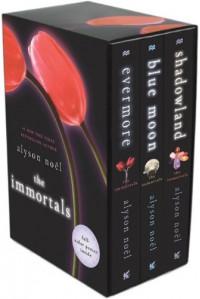 The Immortals Boxed Set - Alyson Noel