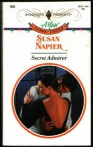 Secret Admirer - Susan Napier