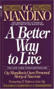 A Better Way to Live - Og Mandino, Willoughby
