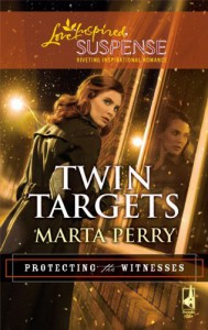 Twin Targets - Marta Perry