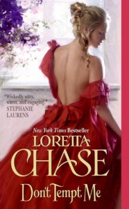 Don't Tempt Me - Loretta Chase