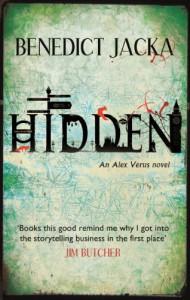 Hidden - Benedict Jacka