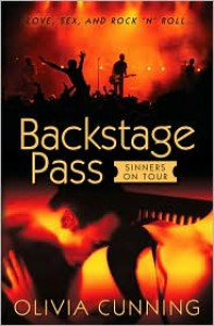 Backstage Pass (Sinners on Tour Series #1) - Olivia Cunning