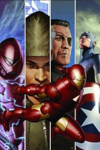 Iron Man: Execute Program - Daniel Knauf, Charlie Knauf, Patrick Zircher
