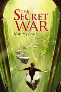 The Secret War  - Matt Myklusch, Marcos Calo