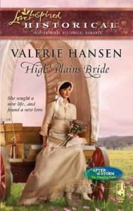 High Plains Bride - Valerie Hansen