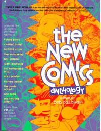 The New Comics Anthology - Bob Callahan