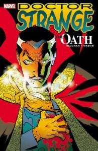 Doctor Strange: The Oath - Brian K. Vaughan, Marcos Martin