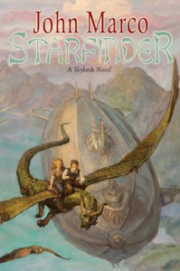 Starfinder: Book One of the Skylords - John Marco