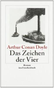 Das Zeichen der Vier -  Arthur Conan Doyle