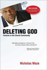 Deleting God - Nicholas Maze